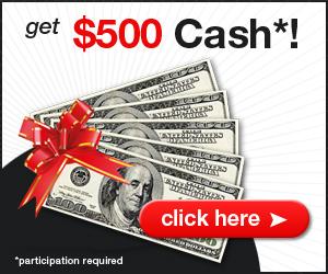 $500-cash
