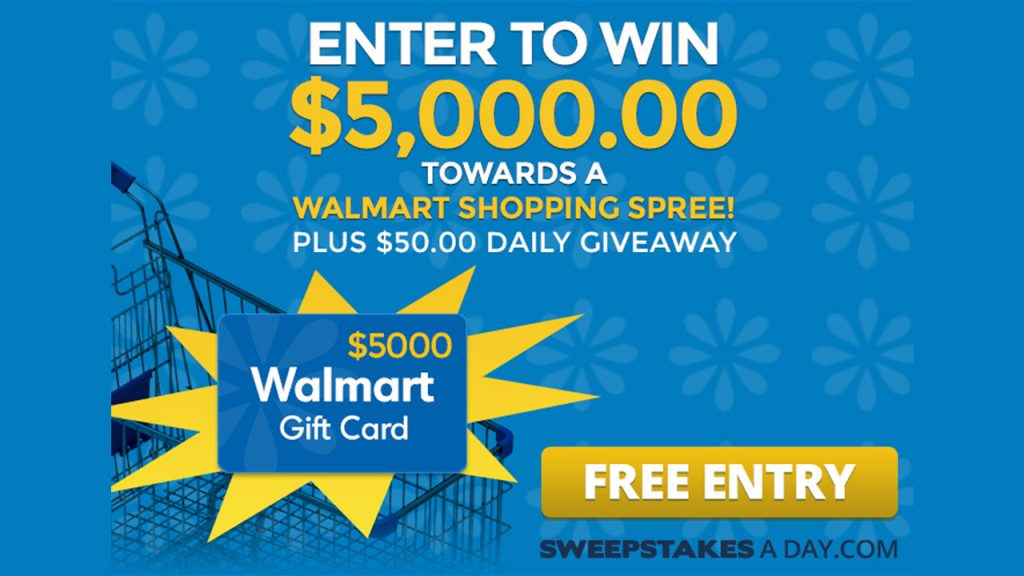 Here is an EASY Way To Get A Walmart Giftcard Right NOW!